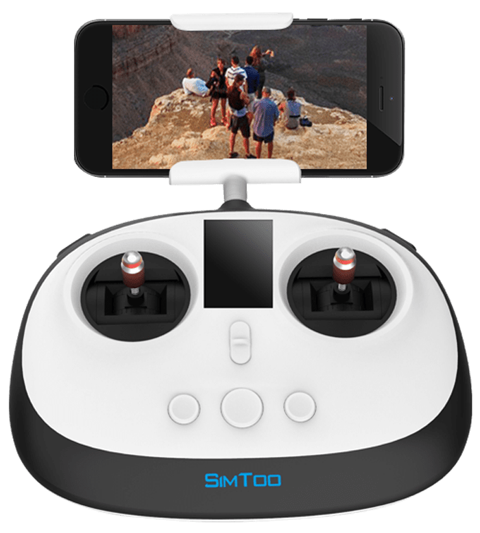 Simtoo Foldable And Portable Follow Me Drone