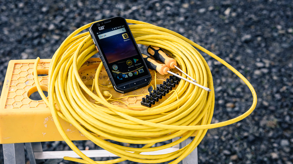 Built To Survive The New Rugged Cat S31 Smartphone