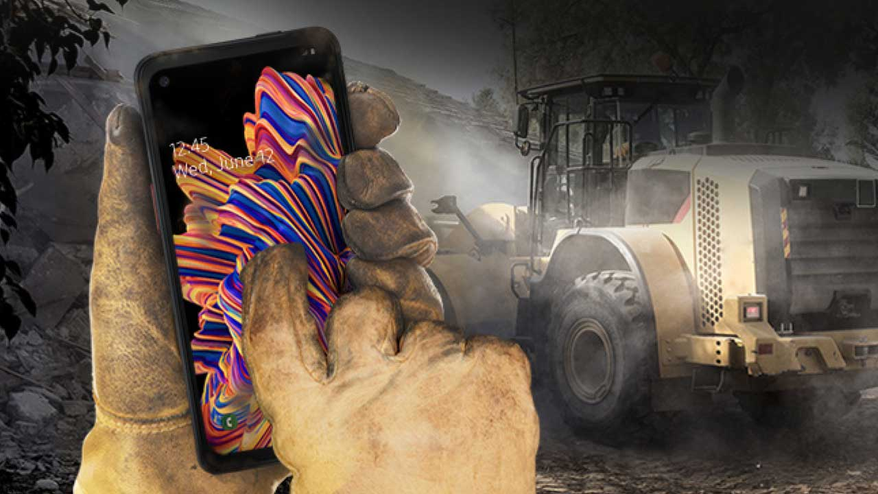 Rugged Devices in Construction