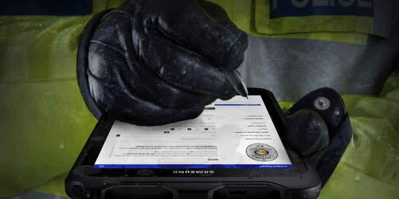 Rugged devices in Government